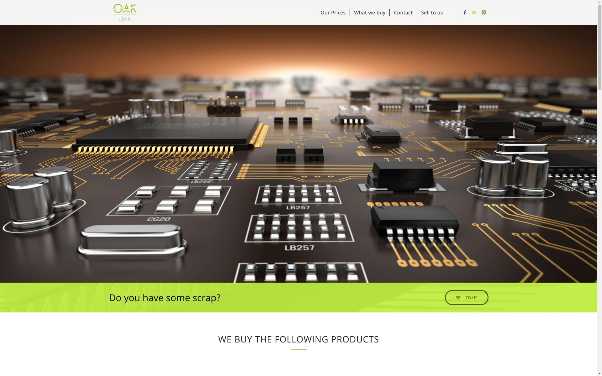 «Munkáinkból: Oakline Belgium » Weboldal optimalizálás | Webshop készítés | Technikai SEO > info@webrockets.hu